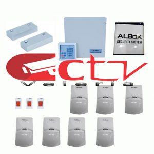 Paket Albox Security System, albox security system ,paket albox